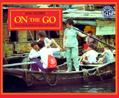 On the Go By Morris, Ann/ Heyman, Ken (PHT)