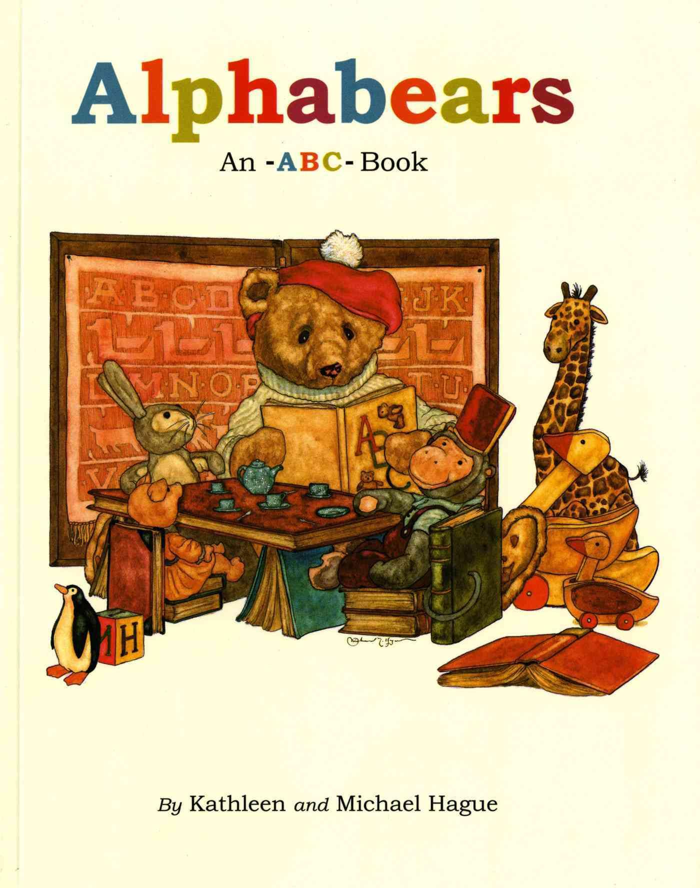 Alphabears By Hague, Kathleen/ Hague, Michael (ILT)